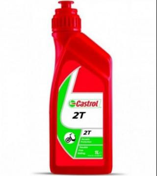 Castrol 2T 1 Literes Motorkerékpárolaj