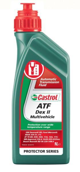 Castrol ATF TQ DEXTRON II 1 Literes Automataváltóolaj