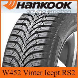 155/65 R 14 Hankook W452 75 T téli